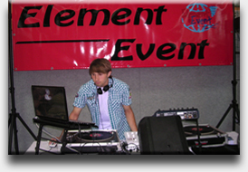 ELEMENT EVENT Leipzig - Millhouse