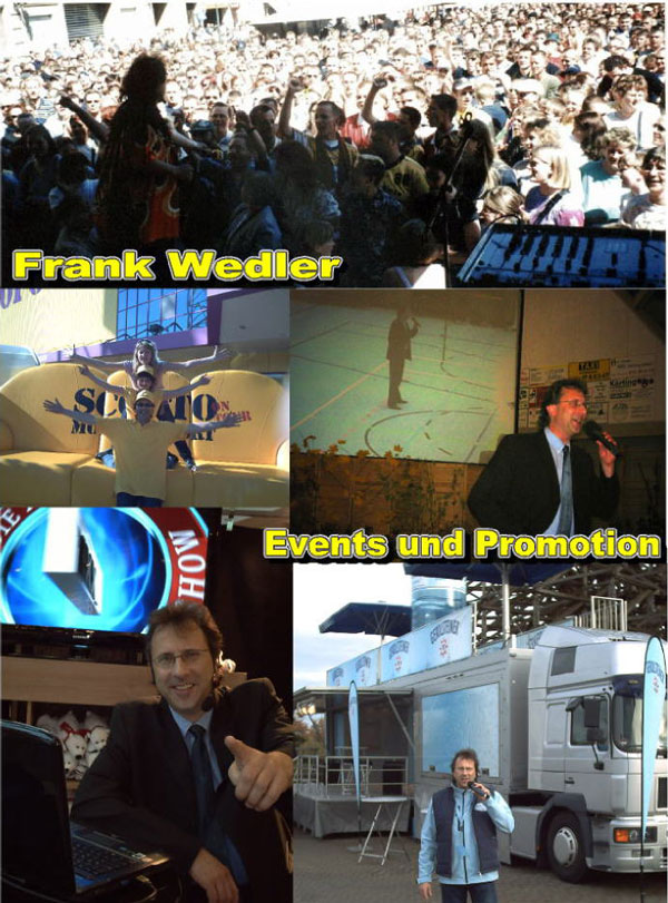 ELEMENT EVENT Leipzig − Promotion - Frank Wedler